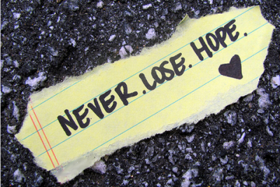 never-lose-hope-hope-quote